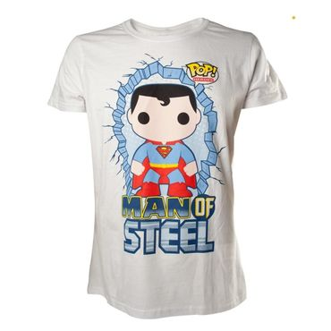Funko Graphic Art T-Shirt: Superman