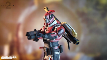Destiny Color Tops #46 Action Figur: Titan [Die Gläserne Kammer] – Bild 3