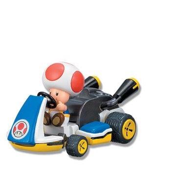 Mario Kart 8 Pull Back Series 2 Aufzieh Auto: Toad