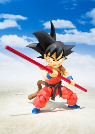 Dragon Ball S.H.Figuarts Action Figur: Son Goku [The Early Years] – Bild 5