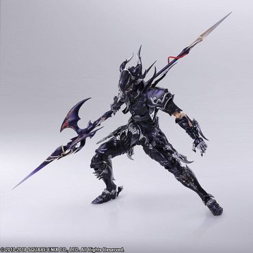 Final Fantasy XIV: Heavensward Bring Arts Action Figur: Estinien Wyrmblood – Bild 5