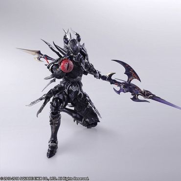 Final Fantasy XIV: Heavensward Bring Arts Action Figur: Estinien Wyrmblood – Bild 6
