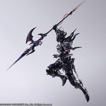 Final Fantasy XIV: Heavensward Bring Arts Action Figur: Estinien Wyrmblood – Bild 7