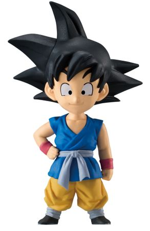 Dragon Ball Adverge EX Dragon Children Volume 2 Trading Figur: #1 Son Goku [GT Version] – Bild 1