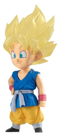 Dragon Ball Adverge EX Dragon Children Volume 2 Trading Figur: #2 Super Saiyajin Son Goku [GT Version] – Bild 2