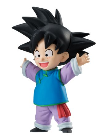 Dragon Ball Adverge EX Dragon Children Volume 2 Trading Figur: #3 Son Goten – Bild 2