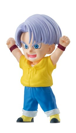 Dragon Ball Adverge EX Dragon Children Volume 2 Trading Figur: #4 Trunks – Bild 2