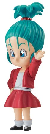 Dragon Ball Adverge EX Dragon Children Volume 2 Trading Figur: #6 Bulma – Bild 2
