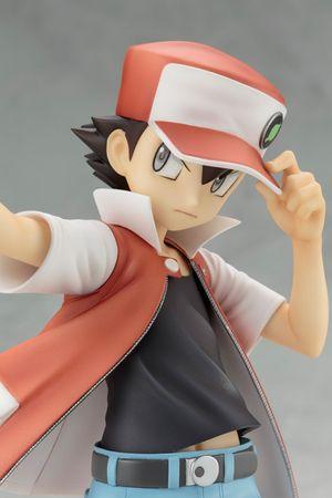Pokémon ARTFX J Figure Series 1/8 Statue: Rot & Pikachu – Bild 10