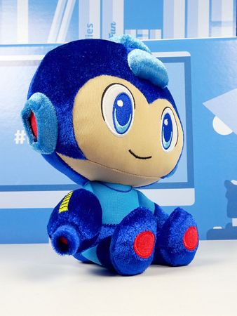 Mega Man Plush Collection Plüsch Figur: Mega Man – Bild 5