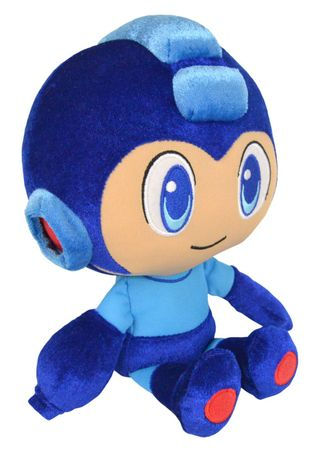 Mega Man Plush Collection Plüsch Figur: Mega Man – Bild 2