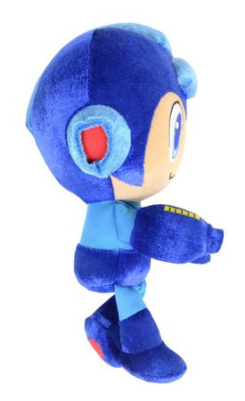 Mega Man Plush Collection Plüsch Figur: Mega Man – Bild 3
