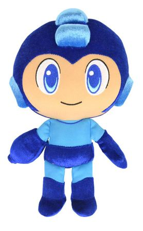 Mega Man Plush Collection Plüsch Figur: Mega Man – Bild 4