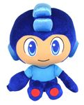 Mega Man Plush Collection Plüsch Figur: Mega Man 001