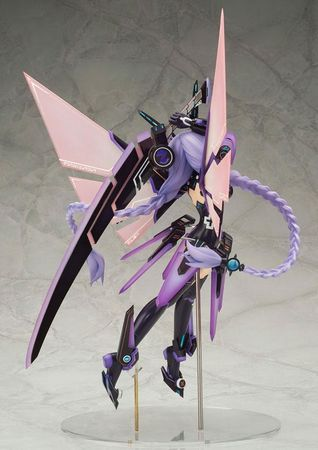 Hyperdimension Neptunia [Choujigen Game Neptune: The Animation] 1/7 Statue: Purple Heart – Bild 6