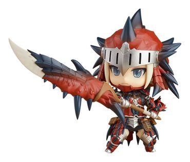 Monster Hunter: World Nendoroid #993 Figur: Jägerin [Rathalos-Rüstung] – Bild 1
