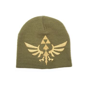 The Legend of Zelda: Skyward Sword Beanie: Hyrule-Emblem