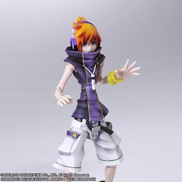 The World Ends With You: Final Remix Bring Arts Action Figur: Neku Sakuraba – Bild 7
