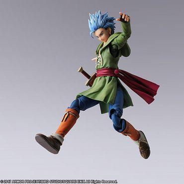 Dragon Quest XI: Streiter des Schicksals Bring Arts Action Figur: Erik – Bild 5