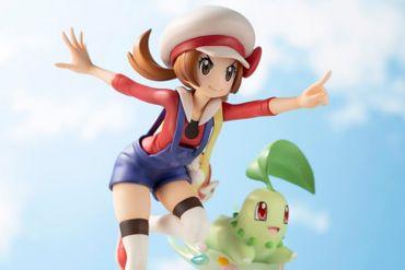 Pokémon ARTFX J Figure Series 1/8 Statue: Lyra & Endivie – Bild 10