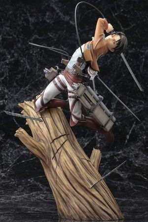 Attack on Titan ARTFX J 1/8 Statue: Levi Ackermann – Bild 2