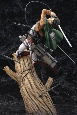 Attack on Titan ARTFX J 1/8 Statue: Levi Ackermann – Bild 5