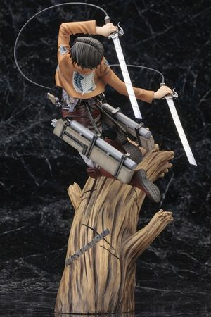 Attack on Titan ARTFX J 1/8 Statue: Levi Ackermann – Bild 6
