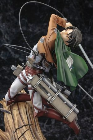 Attack on Titan ARTFX J 1/8 Statue: Levi Ackermann – Bild 8