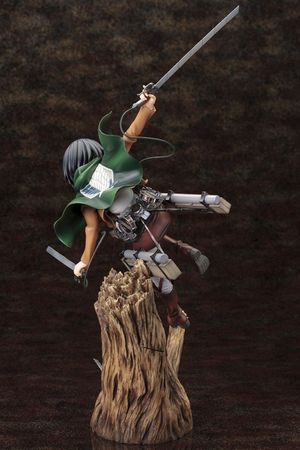 Attack on Titan ARTFX J 1/8 Statue: Mikasa Ackermann – Bild 6