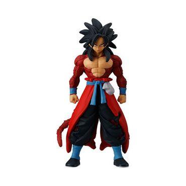Super Dragon Ball Heroes Skills Figure 02 Trading Figur: #1 Super Saiyajin 4 Son Goku: Xeno