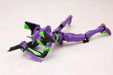 Neon Genesis Evangelion 1/400 Modellbausatz: Evangelion Einheit 01 – Bild 10