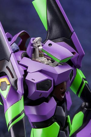 Neon Genesis Evangelion 1/400 Modellbausatz: Evangelion Einheit 01 – Bild 16
