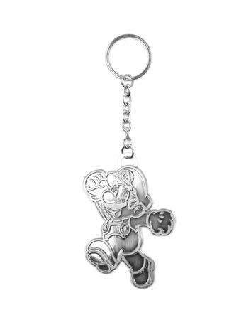 Super Mario Bros Metall Schlüssel Anhänger: Mario