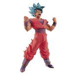 Dragon Ball Super Blood of Saiyans Statue: Super Saiyajin Gott Son Goku [Kaio-Ken] 001