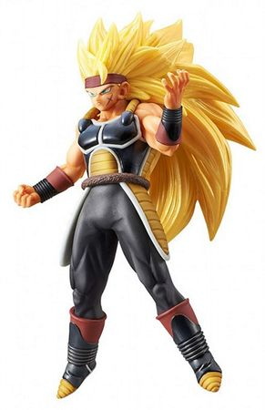 Super Dragon Ball Heroes DXF Figure Volume 3 Statue: Bardock: Xeno – Bild 1