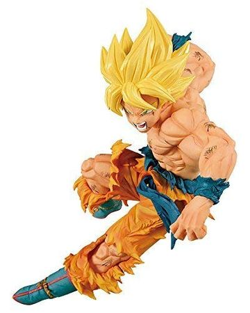 Dragon Ball Z Match Makers Statue: Super Saiyajin Son Goku – Bild 2