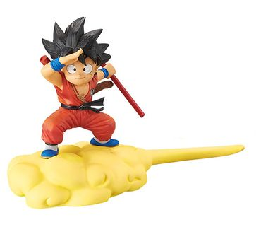 Dragon Ball Sore ike! Kintoun!! Statue: Son Goku auf Jindujun [Version A] – Bild 2