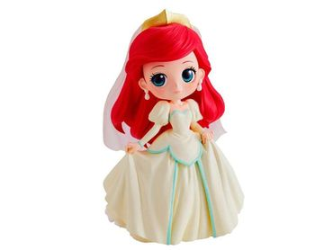 Q posket Disney Characters -Ariel Dreamy Style- Statue: Arielle [Version A]