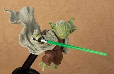 Star Wars Goukai Statue: Yoda – Bild 1