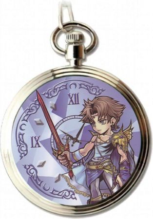 Dissidia Final Fantasy Opera Omnia Pocket Watch Volume 1 Uhr: Bartz Klauser [Final Fantasy V]