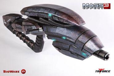 Mass Effect 3 1/1 Replika: Geth Impulsgewehr – Bild 3