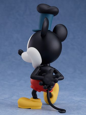 Steamboat Willie Nendoroid #1010b Figur: Micky Maus [1928 Color Version] – Bild 5