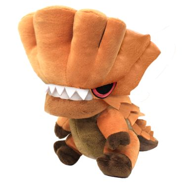 Monster Hunter: World Plüsch Figur: Barroth