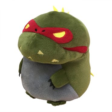 Monster Hunter: World Mochi Kawa Plüsch Figur: Dämonjho – Bild 1