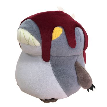 Monster Hunter: World Mochi Kawa Plüsch Figur: Vaal Hazak – Bild 1