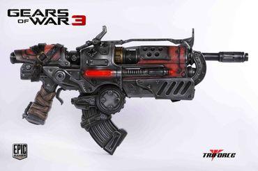 Gears of War 3 1/1 Replika: Locust Hammerburst II – Bild 1