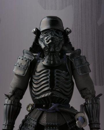 Star Wars Meishou Movie Realization Action Figur: Shadow Trooper [Onmitsu Version] – Bild 2