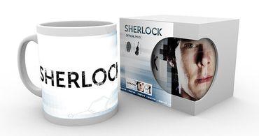 Sherlock 280ml Tasse: Sherlock Holmes