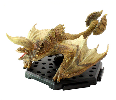 Capcom Figure Builder Monster Hunter Standard Model Plus Volume 10 Trading Figur: Diablos – Bild 2
