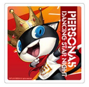 Persona 5: Dancing Star Night Acryl Untersetzer: Morgana